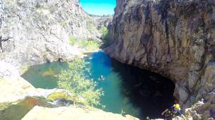 Canyoning-Queretaro-Paso de Vaqueros canyon in San Luis de la Paz from Queretaro-8