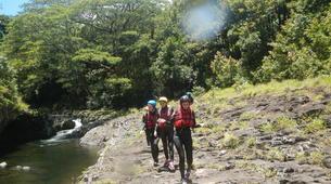 Canyoning-Rivière des Roches-Randonnée Aquatique à la Rivière des Roches, La Réunion-1