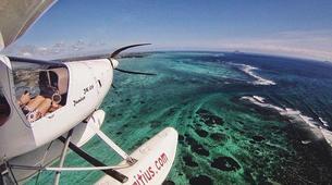 Vols Panoramiques-Grand Gaube - Île d'Ambre-Vol en Hydravion à l'île Maurice depuis Grand Gaube-2