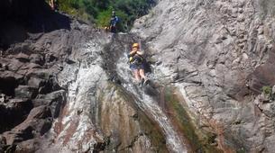 Canyoning-Queretaro-Paso de Vaqueros canyon in San Luis de la Paz from Queretaro-4