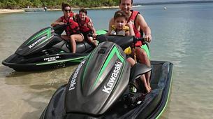 Jet Skiing-Le Gosier-Jet ski initiation in Le Gosier, Guadeloupe-3
