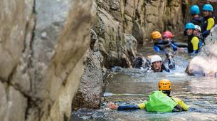 Canyoning-Cevennes National Park-Tapoul canyon in the Cevennes National Park-4