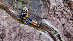 Canyoning-Queretaro-Paso de Vaqueros canyon in San Luis de la Paz from Queretaro-11