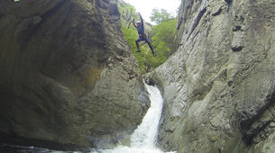Canyoning-Céret-Anelles canyon in Ceret-4