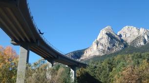 Bungee Jumping-Barcelona-Bridge Jumping in Saldes near Barcelona-3