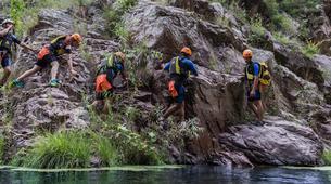 Canyoning-Queretaro-Paso de Vaqueros canyon in San Luis de la Paz from Queretaro-7