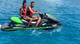 Jet Skiing-Le Gosier-Jet ski initiation in Le Gosier, Guadeloupe-1