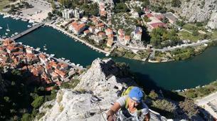 Via Ferrata-Omis-Via Ferrata in Omis, Croatia-2