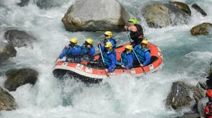 Rafting-Queyras-Rafting down the Guil river in Queyras-5