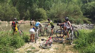 Vélo de Descente-Dénia-Mountain biking in Denia's summits in Costa Blanca-4