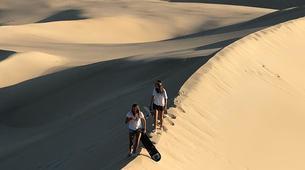 Sandboard-Port Elizabeth-Sandboarding session near Port Elizabeth-2