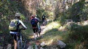 Vélo de Descente-Dénia-Mountain biking in Denia's summits in Costa Blanca-6