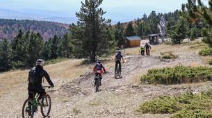 Vélo de Descente-Mont Ventoux-Descente du Mont Ventoux en VTT, Vaucluse-3