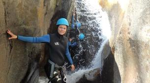 Canyoning-Cevennes National Park-Tapoul canyon in the Cevennes National Park-7
