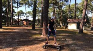 Skateboarding-Labenne-Electric all-terrain skateboarding in Labenne-5