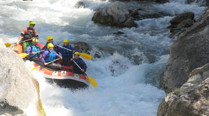Rafting-Queyras-Rafting down the Guil river in Queyras-4