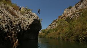 Rafting-Split-Rafting multi-adventure tour down Cetina River-1
