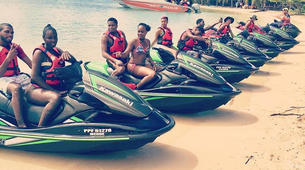 Jet Skiing-Le Gosier-Jet ski excursions in Le Gosier in Guadeloupe-2
