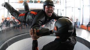 Indoor skydiving-Liege-Indoor skydiving in Liege-3