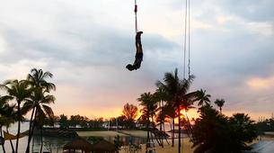 Bungee Jumping-Singapore-Bungy jumping (47m) in Sentosa-2