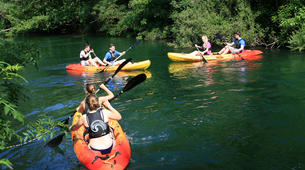 Kayaking-Omis-Kayaking on the Cetina River in Omis, Dalmatia-3