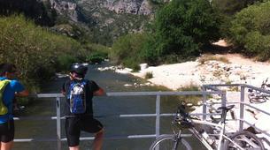 Vélo de Descente-Dénia-Mountain biking in Denia's summits in Costa Blanca-1