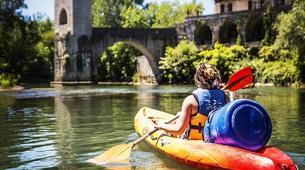 Canoë-kayak-Sorde-l'Abbaye-Location de Canoë sur le Gave d'Oloron à Sorde-l'Abbaye-4