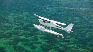 Vols Panoramiques-Grand Gaube - Île d'Ambre-Vol en Hydravion à l'île Maurice depuis Grand Gaube-1
