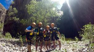 Canyoning-Queretaro-Paso de Vaqueros canyon in San Luis de la Paz from Queretaro-9