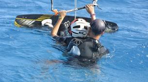 Kitesurfing-Corralejo, Fuerteventura-Private and semi private beginners kitesurfing course in Corralejo-9