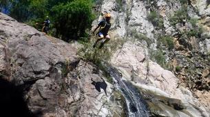 Canyoning-Queretaro-Paso de Vaqueros canyon in San Luis de la Paz from Queretaro-13