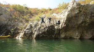 Rafting-Split-Rafting multi-adventure tour down Cetina River-2