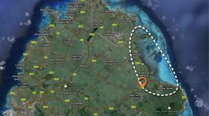 Microlight flying-Belle Vue Maurel-Vol en ULM à l'île Maurice depuis Mon Loisir-6