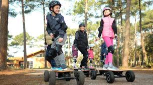 Skateboarding-Labenne-Electric all-terrain skateboarding in Labenne-3