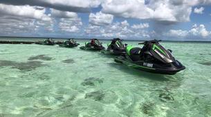 Jet Skiing-Le Gosier-Jet ski initiation in Le Gosier, Guadeloupe-4
