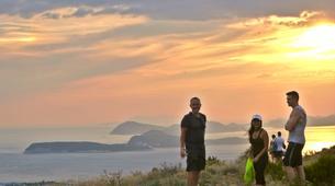 Randonnée / Trekking-Dubrovnik-Sunset Hiking in Dubrovnik-3