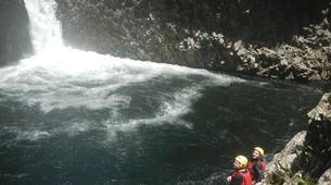 Canyoning-Rivière des Roches-Randonnée Aquatique à la Rivière des Roches, La Réunion-2