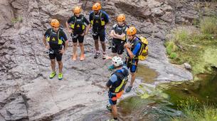Canyoning-Queretaro-Paso de Vaqueros canyon in San Luis de la Paz from Queretaro-5