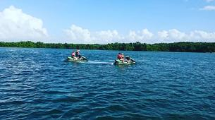 Jet Skiing-Le Gosier-Jet ski excursions in Le Gosier in Guadeloupe-1