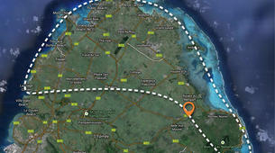 Microlight flying-Belle Vue Maurel-Vol en ULM à l'île Maurice depuis Mon Loisir-1