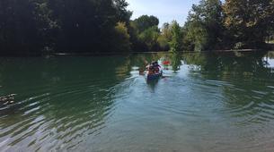 Canoë-kayak-Sorde-l'Abbaye-Location de Canoë sur le Gave d'Oloron à Sorde-l'Abbaye-3