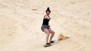 Sandboard-Port Elizabeth-Sandboarding session near Port Elizabeth-5