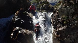 Canyoning-Gèdre-Canyon de la Caouba du Maillet à Gèdre, Hautes-Pyrénées-7