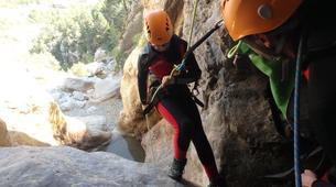 Canyoning-Barcelona-Forat Negre canyon near Barcelona-2