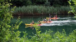Kayaking-Omis-Kayaking on the Cetina River in Omis, Dalmatia-1