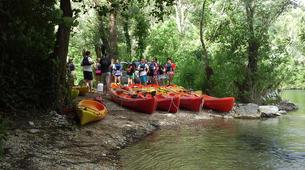 Kayaking-Omis-Kayaking on the Cetina River in Omis, Dalmatia-2