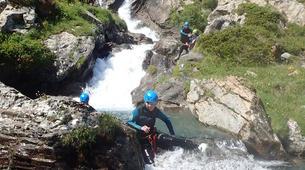 Canyoning-Gèdre-Canyon de la Caouba du Maillet à Gèdre, Hautes-Pyrénées-15