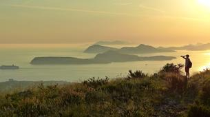 Randonnée / Trekking-Dubrovnik-Sunset Hiking in Dubrovnik-4