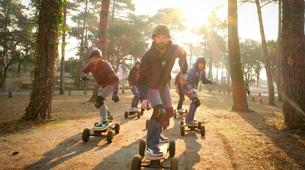 Skateboarding-Labenne-Electric all-terrain skateboarding in Labenne-1