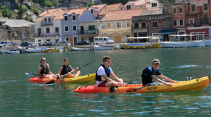 Kayaking-Omis-Kayaking on the Cetina River in Omis, Dalmatia-4